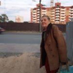 У Тернополі жінку-безхатченко прихистила пенсіонерка