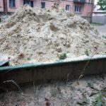 У Тернополі зробили найбільшу пісочницю для дітей (фото)