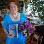 Людмила Островська стала першою читачкою оригінальної книжки Дарії Чубатої