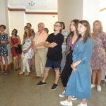 Німецькі й українські митці експериментували у селі Тернопільщини