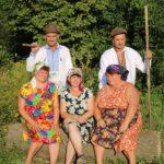 Колоритні жителі села Теребовлянського району знялися в кліпі Ольги Монастирської «Фантастика»