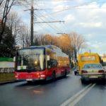 У Тернополі запрацював новий автобусний маршрут №35 з великими низькопідлоговими автобусами