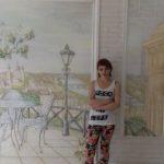 Тернополянка творить картини з іржі (відео)