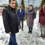 Тернополянка побувала у багатих селах, де облаштували зону з вуличними тренажерами