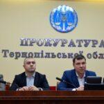 У Тернополі представили двох нових заступників прокурора області