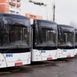 Сергій Надал: до Тернополя прибуло 20 нових низькопідлогових автобусів