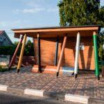 Фото зупинки у селі на Волині потрапило до 100 найкращих фото України минулого року